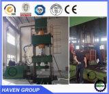 Алюминиевые гидравлические налаживание нажмите/YQ32 -500T четыре колонки гидравлического пресса машины