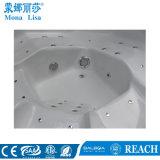Heet-verkoop 5 de AcrylDraaikolk Massage Hot Tub SPA van Mensen (m-3367)