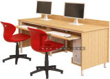 School Computer Laboratory部屋のための木のComputer Table