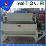 Wet High Intensity Roller Mining Equipment / Separador magnético / Rollo magnético para hematite, Minério de manganês