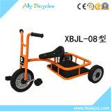 제조자 부속 황색 온라인 세발자전거 가격 디자인 강철 세발자전거