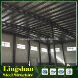 Almacén profesional de la estructura de acero de la fabricación