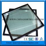 Vetro vuoto di vetro isolato vetro della costruzione