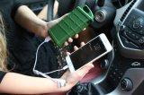 Motorrad-Batterie-Zusatzsprung-Starter-Satz mit LED-Licht