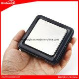 Маштаб цифров карманный маштаба веса чая серебра золота ювелирных изделий 200g x 0.01g свет LCD миниого Retractable задний