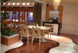 ホテルの家具またはレストランの家具セットまたはレストラン表および椅子またはダイニングテーブルおよび椅子または食堂の家具セット(GLD-030)