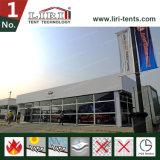 Tente thermique de cube en toit d'isolation thermique pour des événements extérieurs