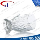 180ml極度の白い無鉛ガラスビールのジョッキ(CHM8018)