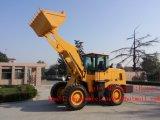 Trattori delle attrezzature agricole dell'addetto al caricamento della rotella della parte frontale di Zl30f piccoli