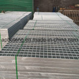 High Qulaity Galvanized Grating como Piso