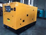 建築プロジェクトのためのLovolエンジン1003Gを搭載する34kVA防音のディーゼル発電機