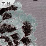 Tessuto lavorato a maglia jacquard 2016 del poliestere