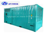 Generador de potencia grande de la potencia 1500kw del uso paralelo con el motor de Googol