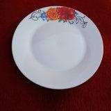 """Piatto di pranzo di ceramica di disegno moderno 9.5 """""""