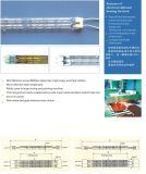 Doble Tubo Calefacción Elemento Calentador eléctrico de cuarzo halógena Calefacción lámpara de fibra de carbono del elemento de calefacción Calefacción Tubo