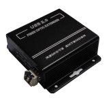 Разбиватель USB3.0 над эпицентром деятельности USB разъема 4 волокна Port для передачи HD видео- до 300m (HFE-3900)