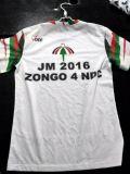 カスタム安いWwwxxxcomのTシャツの平野の白人の選挙運動のポロの人のTシャツデザイン印刷のTシャツの人は中国を卸し売りする
