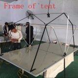 يخيّم مطبخ في مقطورة خيمة