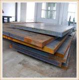 Китай пластина из мягкой стали, горячекатаные из толстолистовой стали SS400