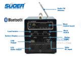 Bluetooth (ST-B03)를 가진 다기능 12V 4A 휴대용 소형 가정 태양 에너지 발전기