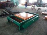 Tipo separador magnético permanente de la placa de la serie de Rcyp que raspa para el transportador de correa