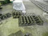 Alliages de faisceaux de marche pour réchauffer le four à sable