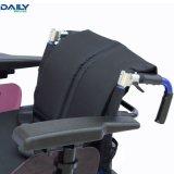 Al-Rahmen, der elektrischer Strom-Rollstuhl mit 16 Zoll-bis 24 Zoll-Sitzbreite faltet