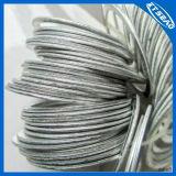 Rondelles acier-cuivre inoxidables en métal de rondelles rondes plates