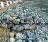 Ячеистая сеть коробки Gabion фабрики гальванизированная поставщиком для каменного здания