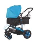 Passeggiatore comodo del bambino con 2 in 1 sede & Carrycot