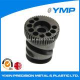La precisión de mecanizado de piezas fresadas CNC de piezas de latón de 4-Axis parte