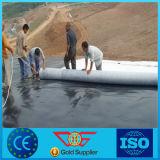 HDPE Geomembrane/HDPE het Blad van de Voering voor Kweken van vis
