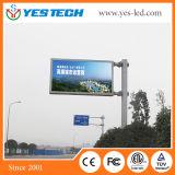 Video a colori completo elettronico fisso che fa pubblicità allo schermo di traffico LED