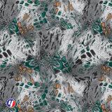 Yingcai 1m púrpura camuflaje de transferencia de agua de impresión de la película de hidromasaje