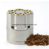 Grade de moagem de metal para uso de tabaco