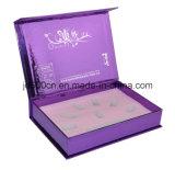 Kundenspezifisches volles Set bereiten kosmetischen verpackenpapierkasten auf