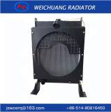 Zd4105R-22: Weichai serie de pequeños Generador Diesel radiador de aluminio