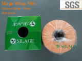 500mm*1800m 새 증거 사일로에 저항한 꼴 포장 필름