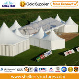 3X3, 4X4, 5X5, 6X6, 8X8, Locker Sport Event를 위한 10X10m Losberger Style 광저우 Pagoda Tent