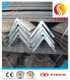 De U-balk van Angle& van het Roestvrij staal ASTM 301