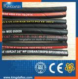 Tubo flessibile di gomma idraulico ad alta pressione (R1AT/1SN/R2AT/2SN)