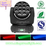 12X10W LED Beam Moving Head Stage Light