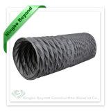 Condotto flessibile del tessuto rivestito del PVC
