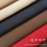 Tout colore le tissu de suède de cheveu court pour des couvertures de sofa