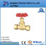 Sfera forgiata Balve, valvola d'ottone degli accessori per tubi dell'acqua calda per industria