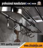 Garnitures de luxe de salle de bains d'acier inoxydable de qualité
