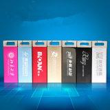 USB 섬광 드라이브 OEM 로고 금속 소형 방수 USB 지팡이 Pendrives USB 메모리 카드 플래시 디스크 USB 플래시 카드 U 디스크 USB 드라이브 엄지 지팡이