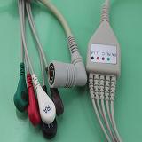Colin einteiliges Kabel der Reihen-ECG und Leitungsdrähte (AMD Y0029A5A)