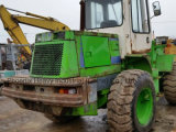 Giapponese 60 Used Wheel Loader Kawasaki con Isuzu Engine
