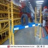 Crémaillères de mémoire de pneu de camion en métal de prix usine